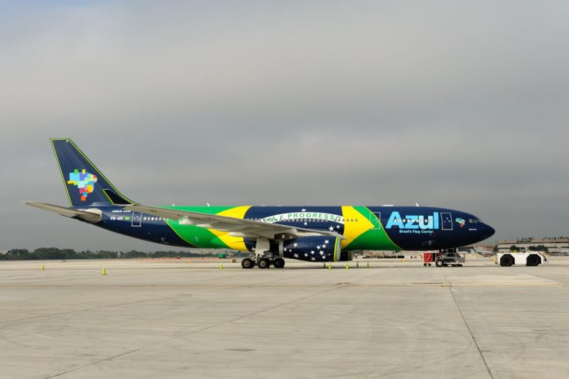 Brazil airlines financial results