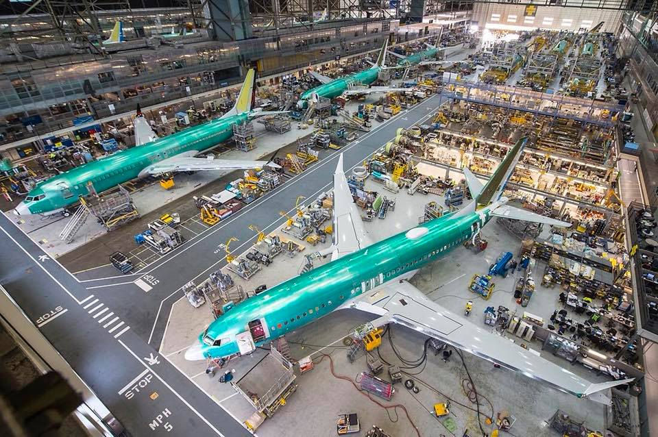 Spirit AeroSystems prepares for ramp-up