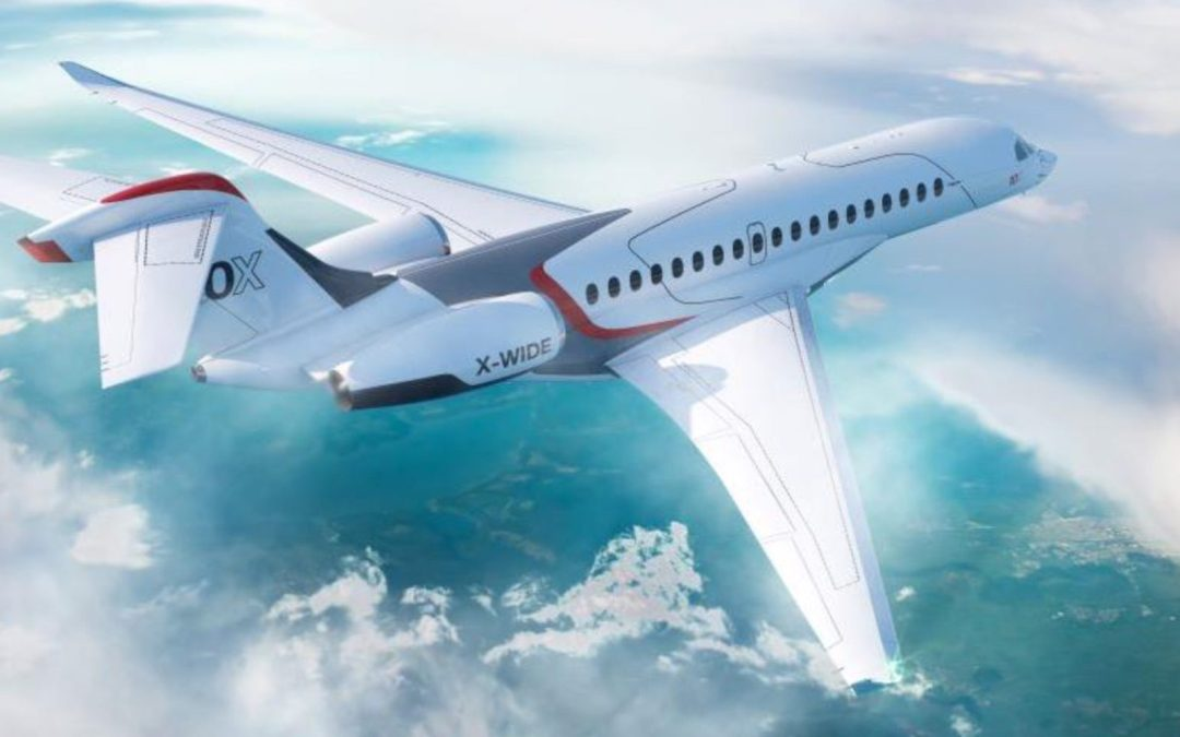 Leapfrog at the Top of the Business Jet Market