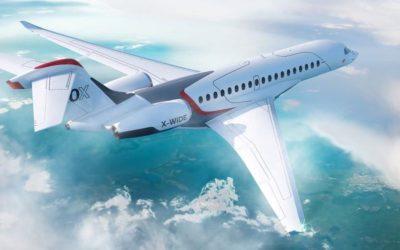 Dassault Launches Falcon 10X