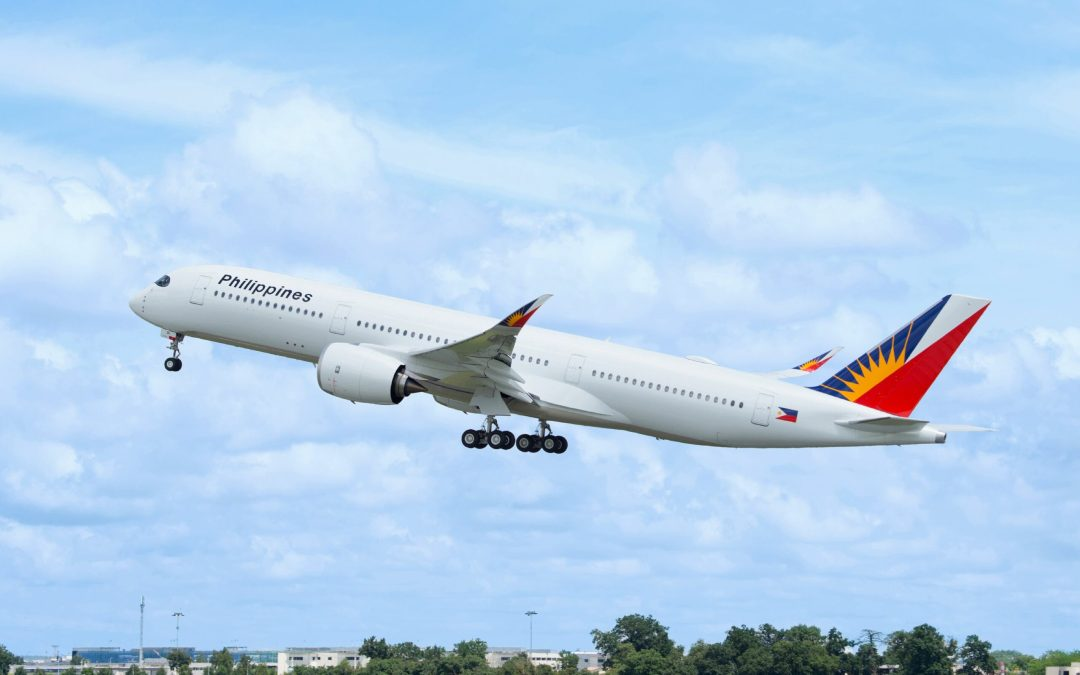 Airbus A350 900 Philippines Airlines