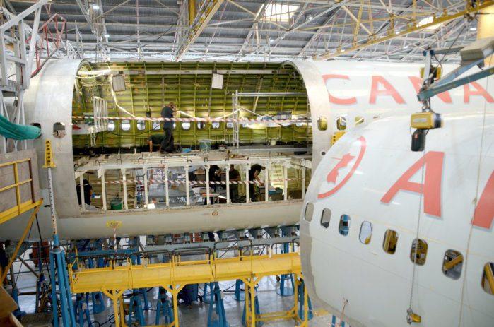 Air Canada Boeing 767-300ERF