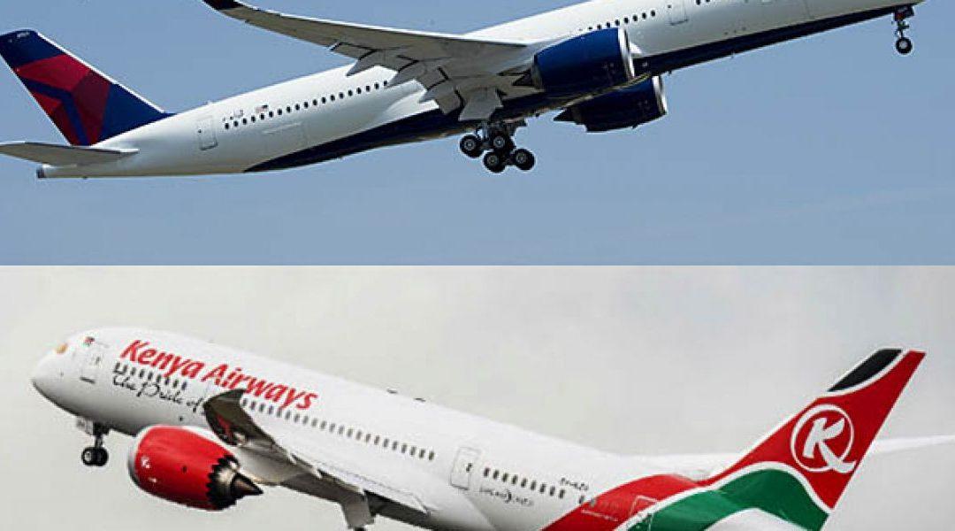 Delta, Kenya Airways boost US-Africa connectivity