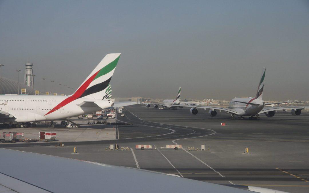Dubai International ramps up hourly capacity
