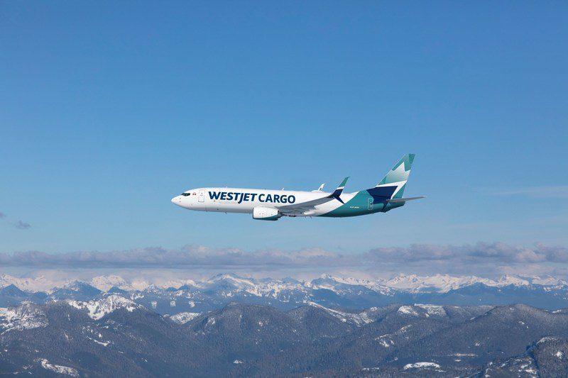 Canada'sWestJet builds a dedicated cargo fleet