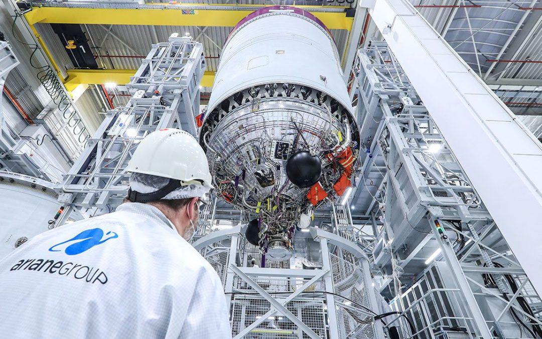 Ariane 6 upper stage Airbus Bremen