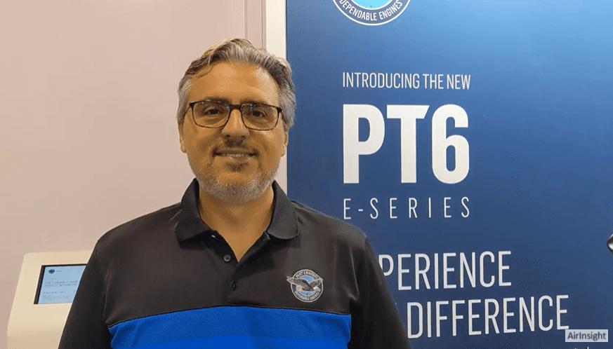 In Conversation: Nick Kanellias, VP Pratt & Whitney Canada