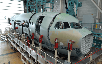 Airbus celebrates three program milestones