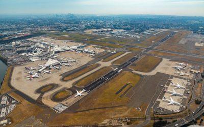 International traffic to Australia squeezed