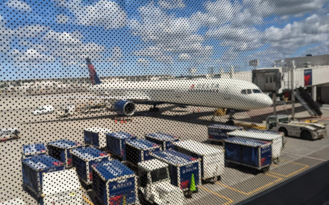 The USA back in the #1 air travel spot