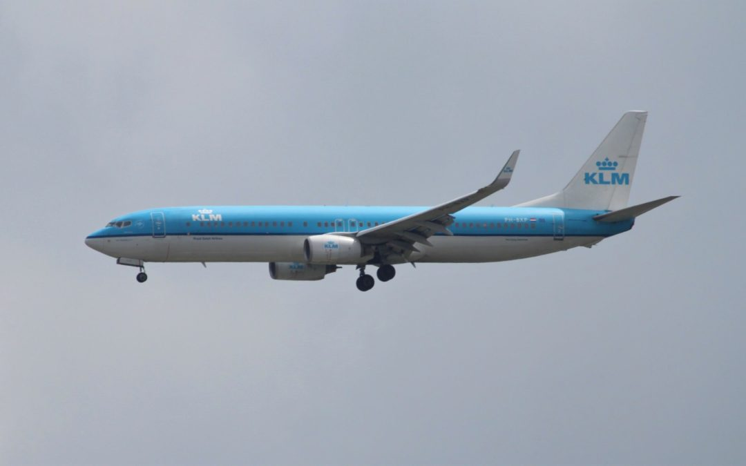 What is a KLM/Transavia order all about?