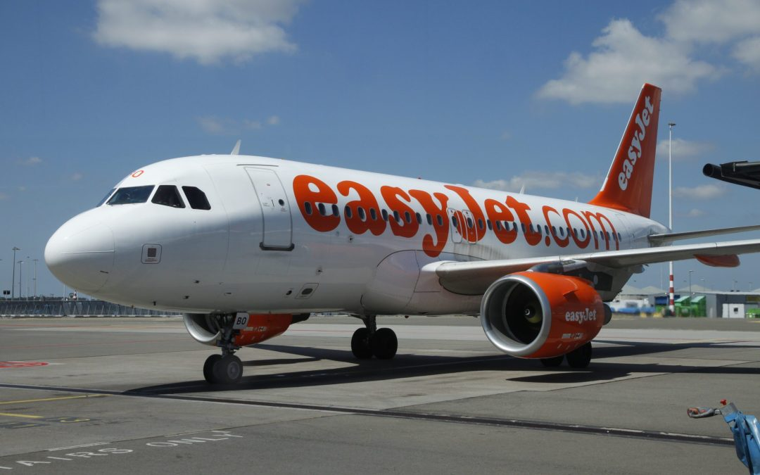 Easyjet is seeking available airport slots
