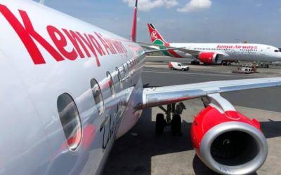 Kenya Airways records improved performance