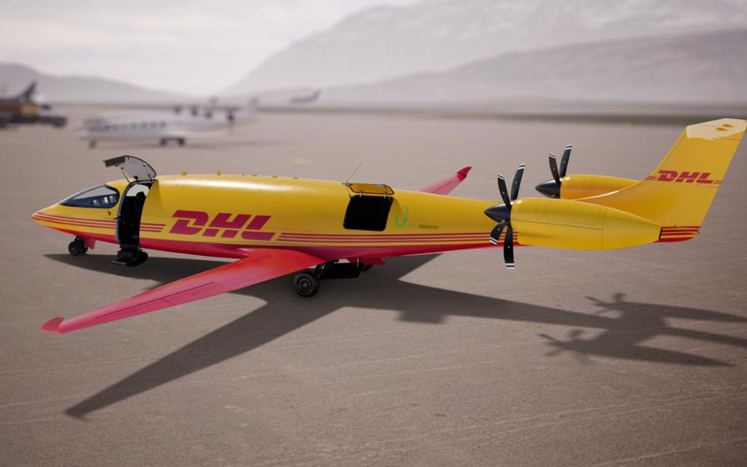 DHL launch customer for Eviation cargo version