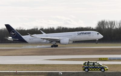 Lufthansa on track to shed off state aid debt