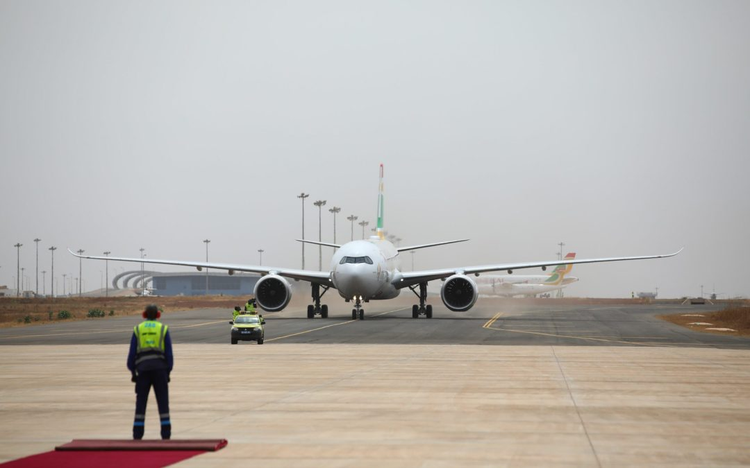 Africa's empty airspace conundrum