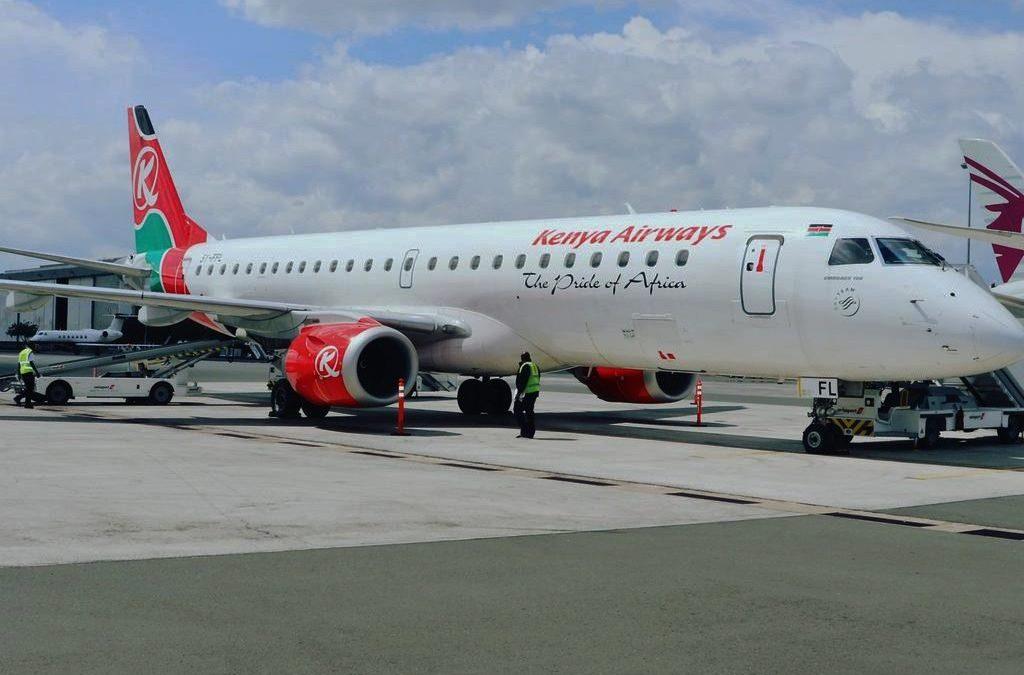 Kenya and Congo Airways bolster aviation ties