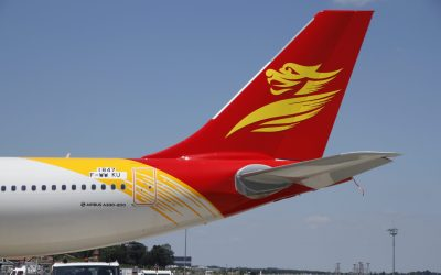 HNA Group secures investor for aviation and airports businesses