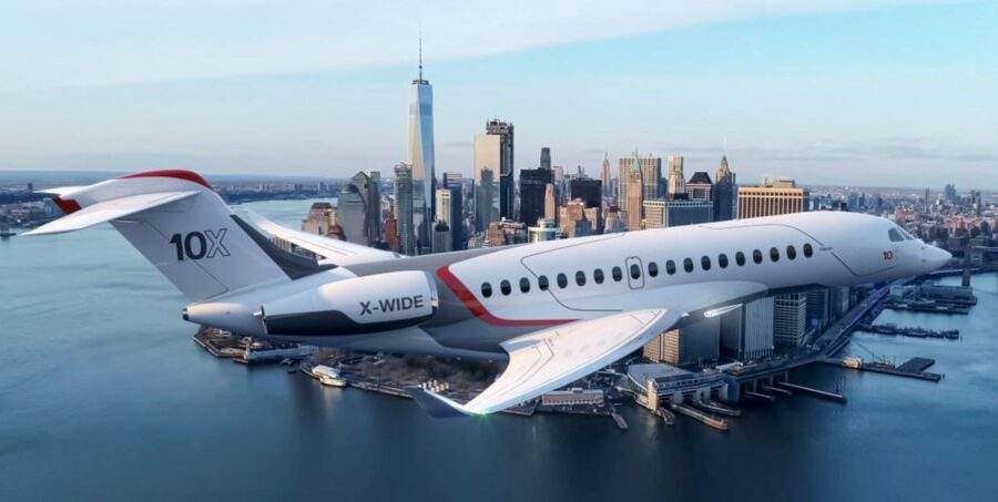Dassault Aviation – NBAA update