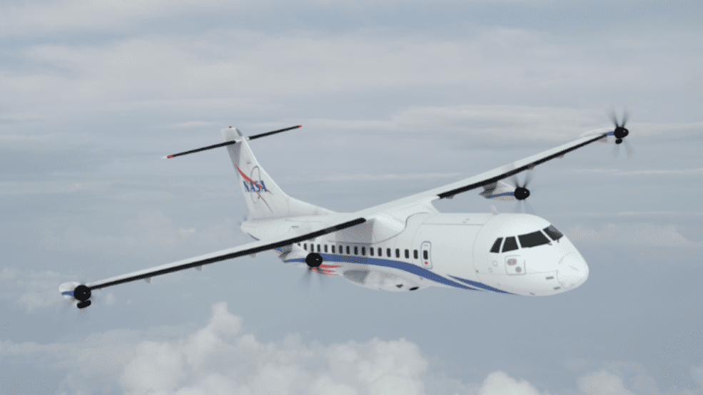 NASA awards electric propulsion contracts to GE and MagniX