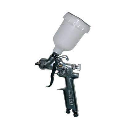 Краскопульт пневматический с верхним бачком mini 106 T/J сопло 0,3