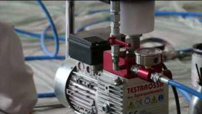 Мембранный окрасочный аппарат TECNOVER TR-4000