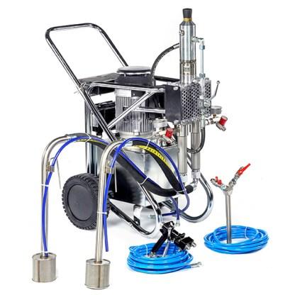 Окрасочный агрегат MIURA 21000 MIX с раздельной подачей компонентов
