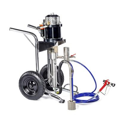 Пневматический окрасочный аппарат APOLLO 48 Graco Merkur