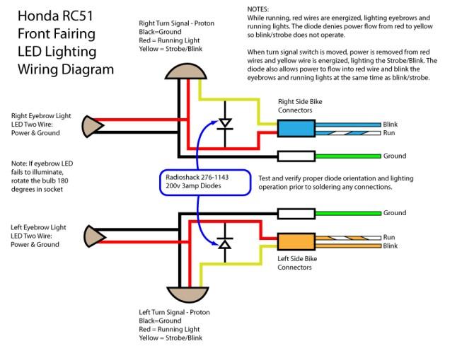 atv turn signal wiring diagrams  schematic wiring diagram