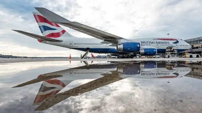 british airways details retirement