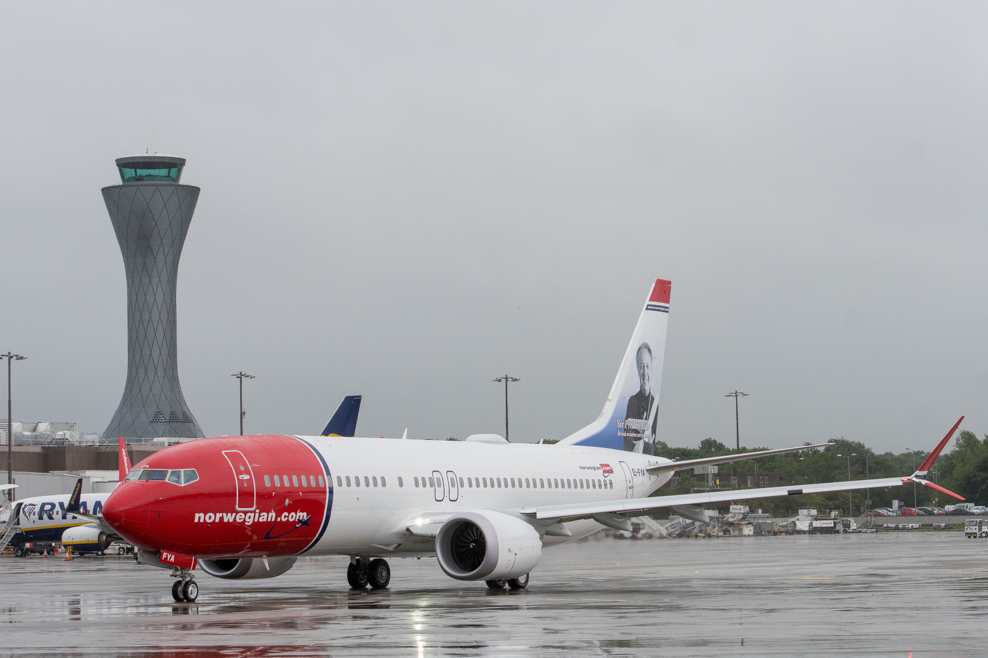 Norwegian 737 MAX Remains Stuck in Iran Three Weeks After Safety Landing  AirlineGeekscom