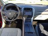 MKZ cockpit