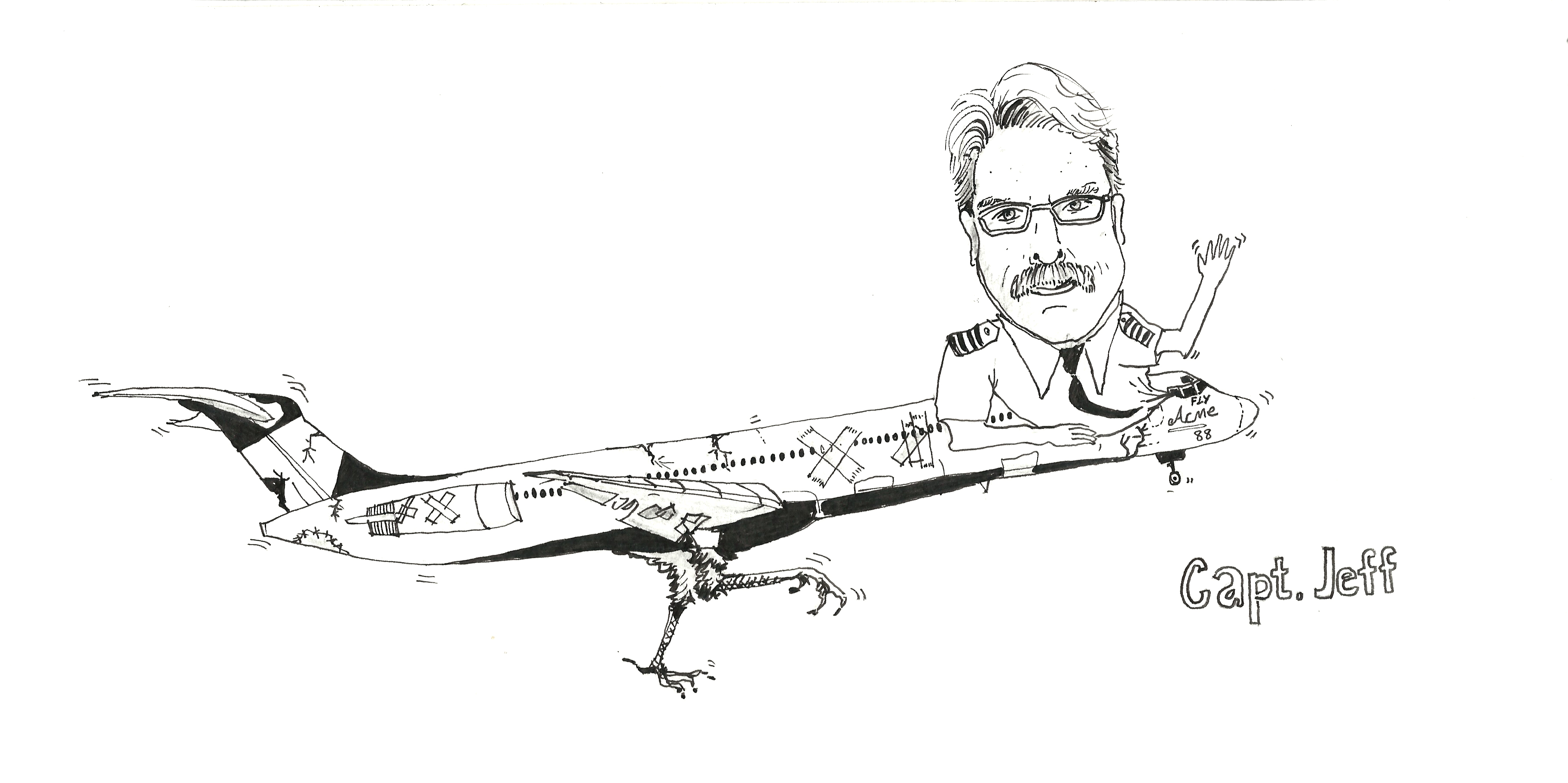 Apg 241 New Iraqi Airport Airline Pilot Guy
