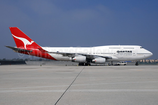 QANTAS Airways to preserve its first Boeing 747-400 in