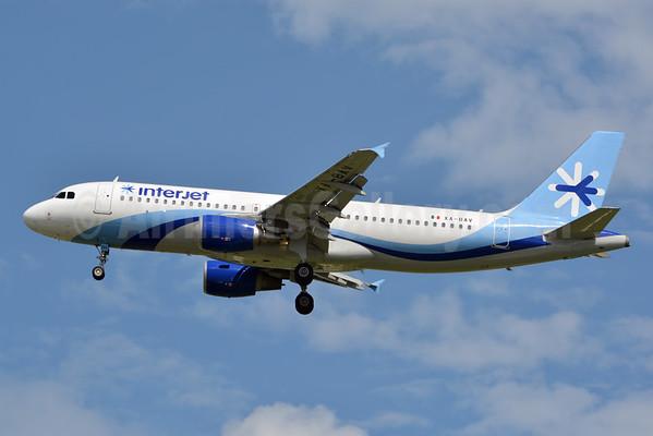 Interjet World Airline News
