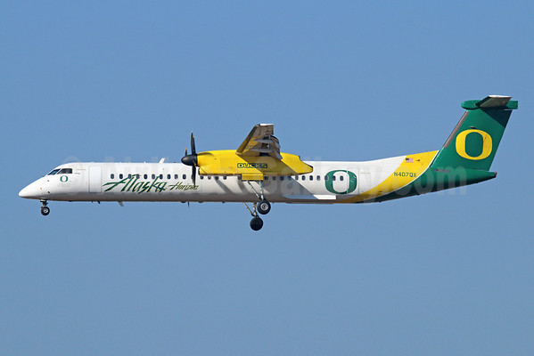 finest selection ff4e2 03dee Horizon Air orders another Bombardier Q400, Bombardier to maintain Horizon s  52 Q400s