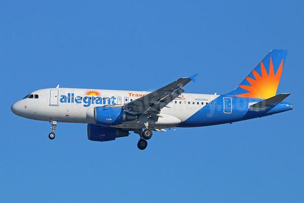 Allegiant Air Arrives In New Orleans From Cincinnati
