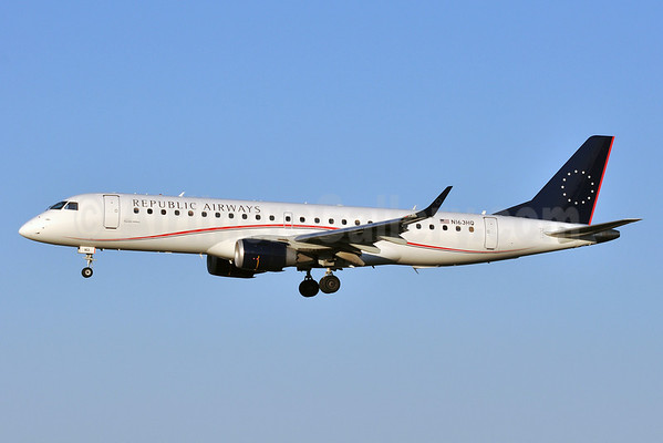 Republic Airways Holdings World Airline News