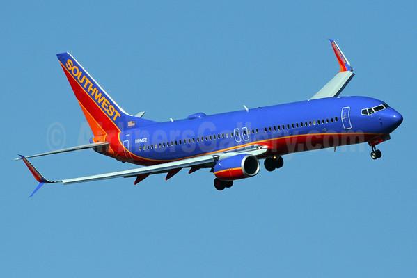 Southwest Airline Flight  Panama City Beach Florida