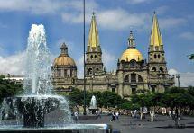 Cathedral Guadalajara Mexico