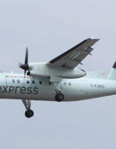 Bombardier de havilland canada dhc  air express jazz  fjmg also dash seating chart rh airlinesfleet