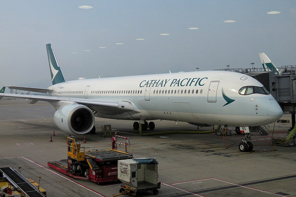 Cathay Pacific Fleet Airbus A350-900 Details and Pictures | AirlinesFleet.com