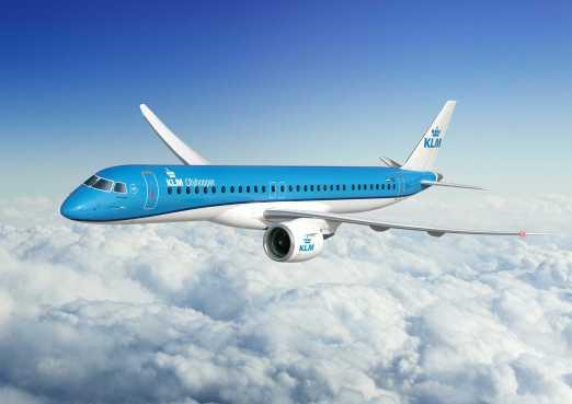 KLM continuă operarea zborurilor, oferind maximă flexibilitate pasagerilor