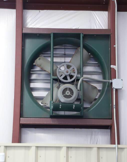 48 exhaust fans industrial exhaust
