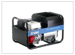 Generator sudura SDMO VX220 7.5HS Airmed