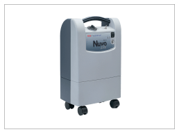 Nuvo lite mark 5 oxygen concentrator Airmed