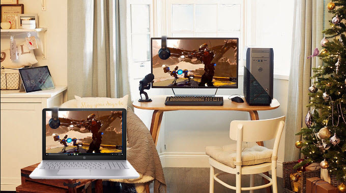 living room friendly pc case chairs ethan allen how to mirror windows 10 8 7 mac detailed guide on