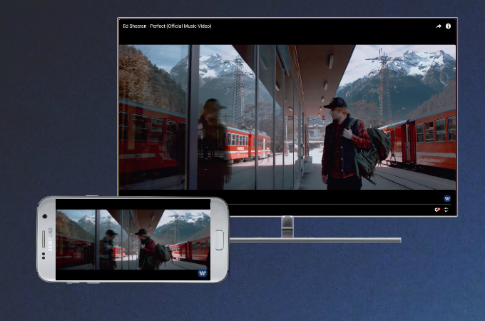 Workable Means To Screen Mirror Android To Samsung Tv