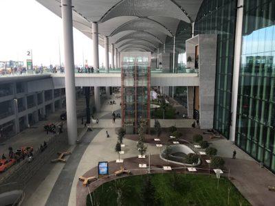 Istanbul New Airport Turkey Ist Airmundo