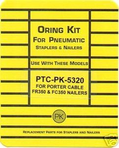 Portercable Fr350 : portercable, fr350, Porter, Cable, FR350,FC350,FM350, Framing, Nailer, O`Ring, Repair